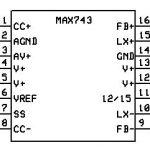 MAX743