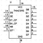 74HC595