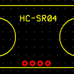HS-SR04 Ultrasonic Ranger