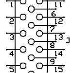 Connector - DB15 HD