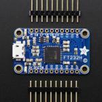 Adafruit board FT232H between USB and GPIO_SPI_I2C