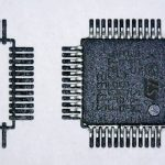 LQFP48 package ( STM32F103C8T6 )