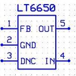LT6650
