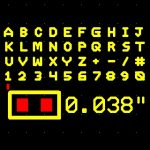 Micro Fonts