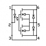 Opto MOSFET Relay
