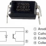 817c optocoupler