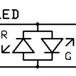LED, R/G, Parallel