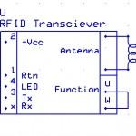 RFID Transciever, Seeed Studio