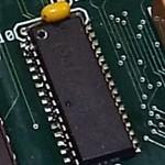ISSI IS61C1024AL/IS64C1024AL Static RAM (SOJ32)